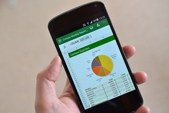 Microsoft Office for Android is now available for everyone 1